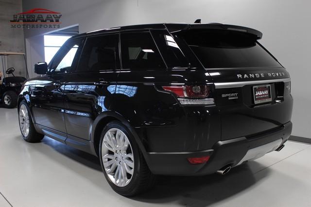 2016 Land Rover Range Rover Sport V6 HSE Merrillville, Indiana 2