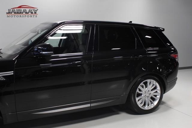 2016 Land Rover Range Rover Sport V6 HSE Merrillville, Indiana 34