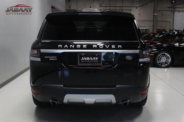 2016 Land Rover Range Rover Sport V6 HSE Merrillville, Indiana 3