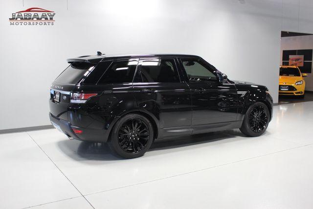 2016 Land Rover Range Rover Sport V6 HSE Merrillville, Indiana 41