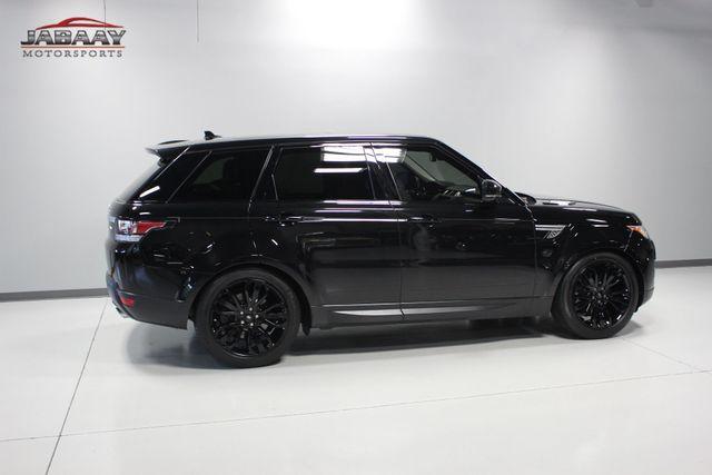 2016 Land Rover Range Rover Sport V6 HSE Merrillville, Indiana 42