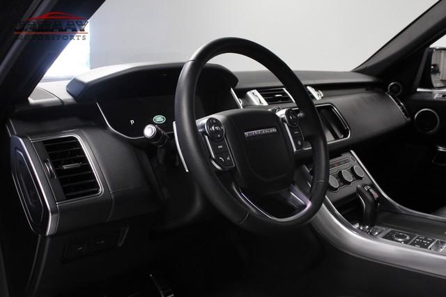 2016 Land Rover Range Rover Sport V6 HST Merrillville, Indiana 9