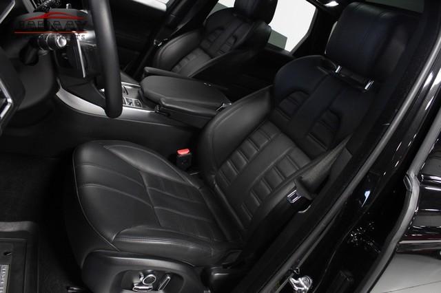 2016 Land Rover Range Rover Sport V6 HST Merrillville, Indiana 11