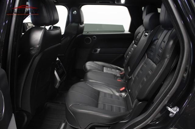 2016 Land Rover Range Rover Sport V6 HST Merrillville, Indiana 12