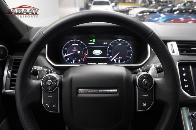 2016 Land Rover Range Rover Sport V6 HST Merrillville, Indiana 17