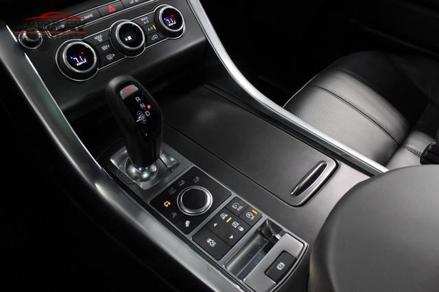 2016 Land Rover Range Rover Sport V6 HST Merrillville, Indiana 22