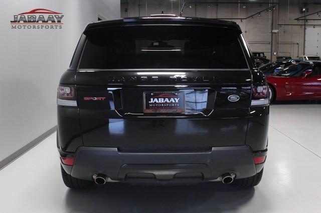 2016 Land Rover Range Rover Sport V6 HST Merrillville, Indiana 3