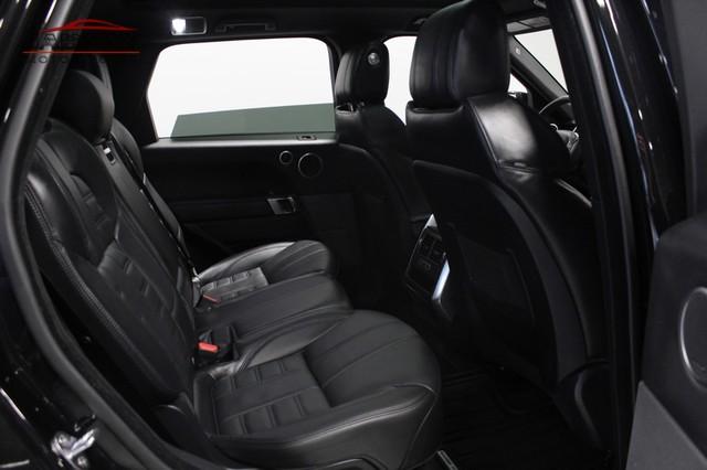2016 Land Rover Range Rover Sport V6 HST Merrillville, Indiana 13