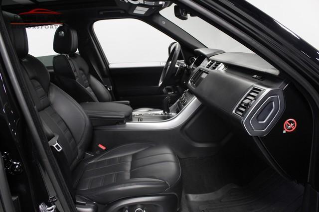 2016 Land Rover Range Rover Sport V6 HST Merrillville, Indiana 15