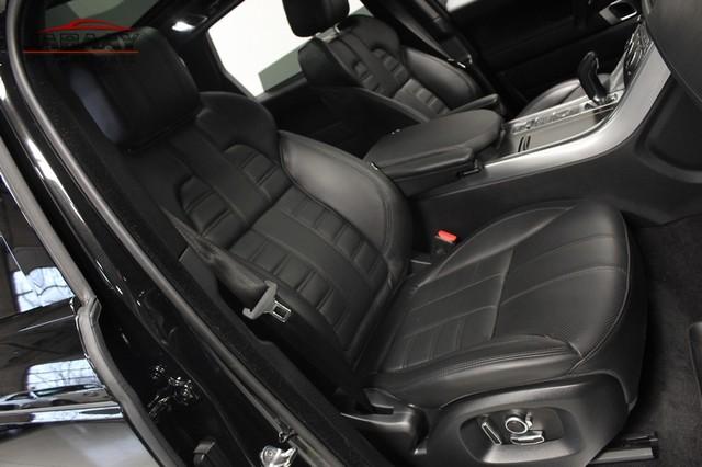 2016 Land Rover Range Rover Sport V6 HST Merrillville, Indiana 14