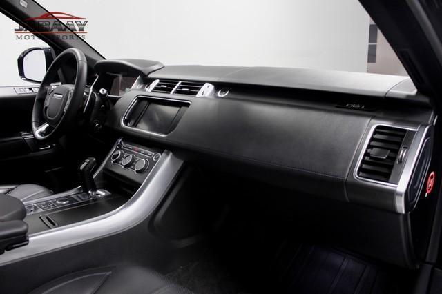 2016 Land Rover Range Rover Sport V6 HST Merrillville, Indiana 16