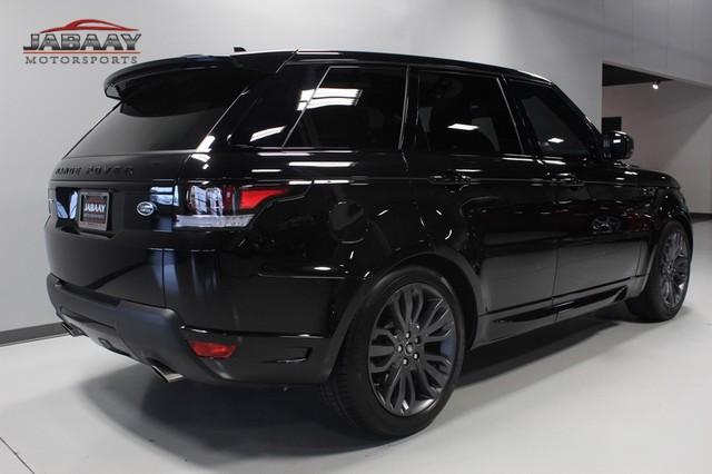 2016 Land Rover Range Rover Sport V6 HST Merrillville, Indiana 4