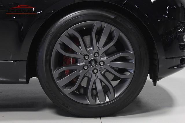 2016 Land Rover Range Rover Sport V6 HST Merrillville, Indiana 49