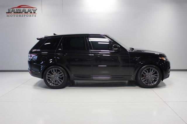 2016 Land Rover Range Rover Sport V6 HST Merrillville, Indiana 44