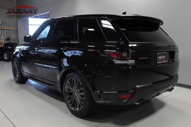 2016 Land Rover Range Rover Sport V6 HST Merrillville, Indiana 2