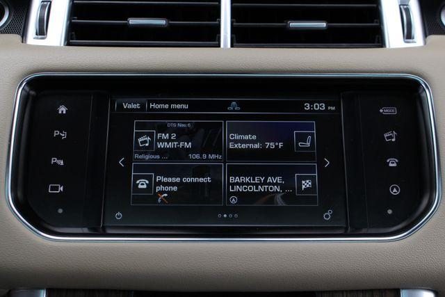 2016 Land Rover Range Rover Sport V6 HSE 4WD - NAV - PANO ROOF - BLIND SPOT! Mooresville , NC 37
