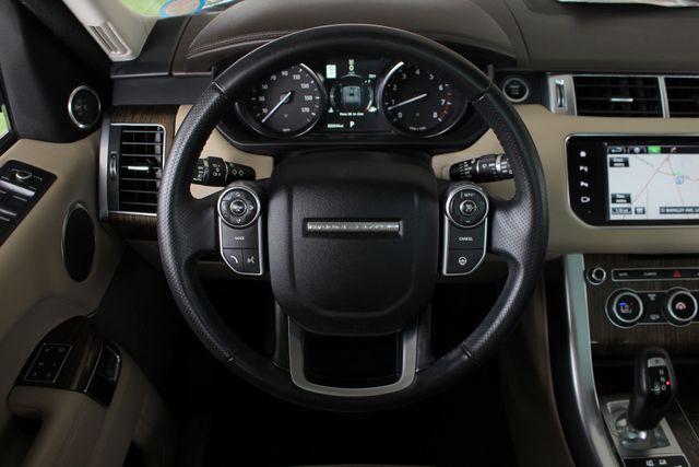 2016 Land Rover Range Rover Sport V6 HSE 4WD - NAV - PANO ROOF - BLIND SPOT! Mooresville , NC 8