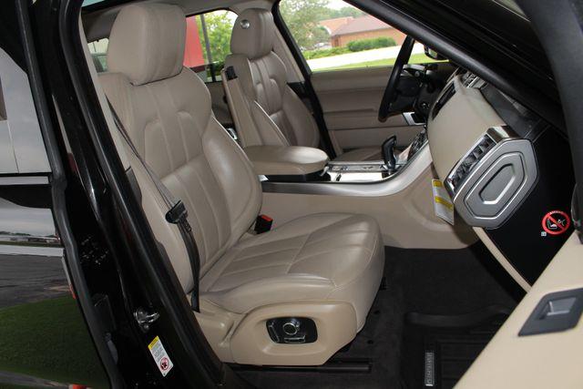 2016 Land Rover Range Rover Sport V6 HSE 4WD - NAV - PANO ROOF - BLIND SPOT! Mooresville , NC 16