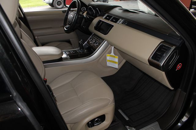 2016 Land Rover Range Rover Sport V6 HSE 4WD - NAV - PANO ROOF - BLIND SPOT! Mooresville , NC 34