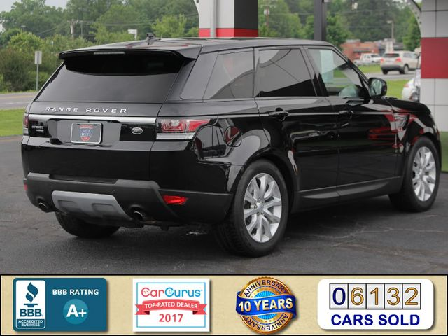 2016 Land Rover Range Rover Sport V6 HSE 4WD - NAV - PANO ROOF - BLIND SPOT! Mooresville , NC 2