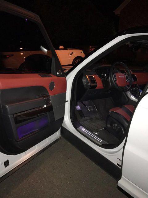 2016 Land Rover Range Rover Sport V8 SVR Tampa, Florida 9