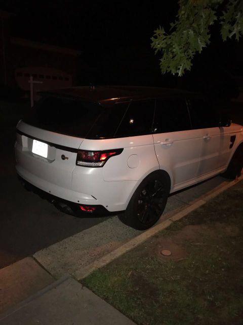 2016 Land Rover Range Rover Sport V8 SVR Tampa, Florida 10
