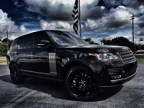 2016 Land Rover Range Rover SANTORINI BLACK 22