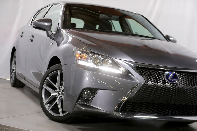 2016 Lexus CT 200h Hybrid - F Sport - Only 16K miles  city California  MDK International  in Los Angeles, California