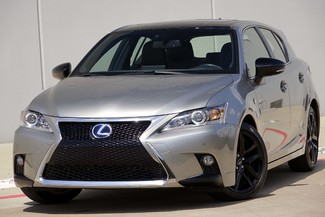 2016 Lexus CT 200h F-Sport * SPECIAL EDITION * 1-of 500 Made * RARE! Plano, Texas 1