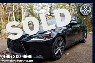 2016 Lexus GS 350 F Sport - Lease Takeover $649/MO in Garland