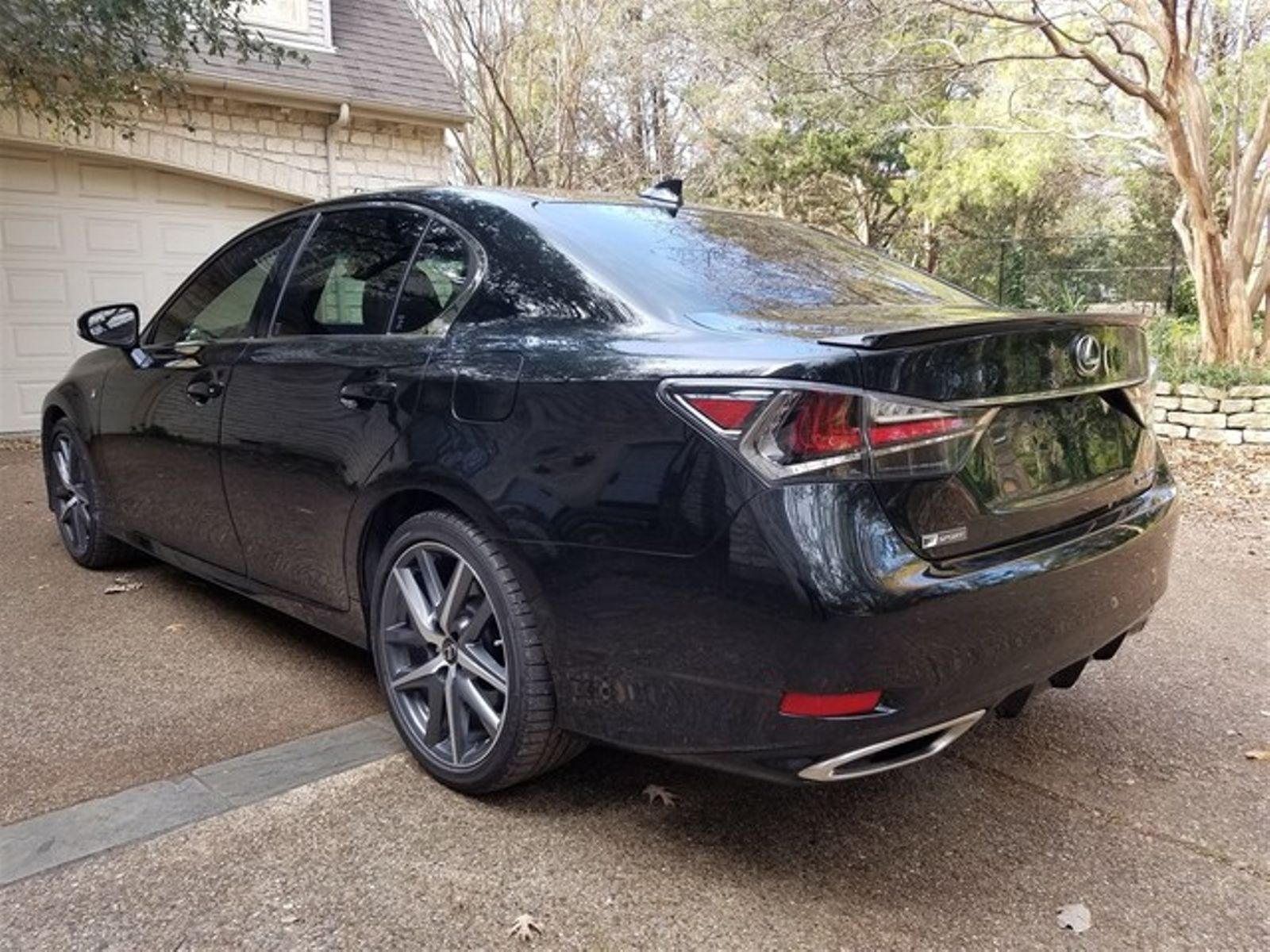 2016 lexus gs 350 f sport lease takeover 649 mo garland texas 75088. Black Bedroom Furniture Sets. Home Design Ideas