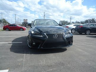 2016 Lexus IS 200t NAVIGATION. AIRCOOLED-HTD SEATS SEFFNER, Florida 8