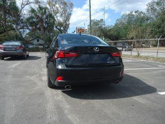 2016 Lexus IS 200t NAVIGATION. AIRCOOLED-HTD SEATS SEFFNER, Florida 9