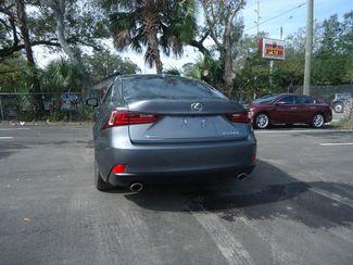 2016 Lexus IS 200t F SPORT PKG, NAVIGATION SEFFNER, Florida 9