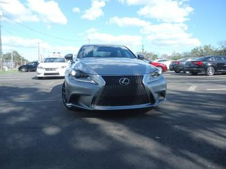 2016 Lexus IS 200t F SPORT PKG SEFFNER, Florida 8