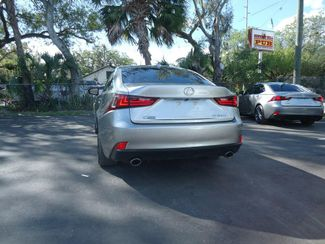 2016 Lexus IS 200t F SPORT PKG SEFFNER, Florida 9