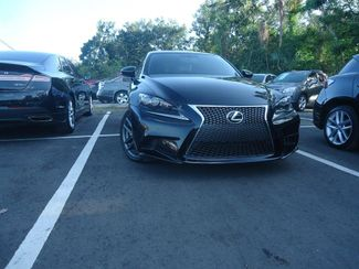 2016 Lexus IS 200t F SPORT PKG NAVIGATION SEFFNER, Florida 11