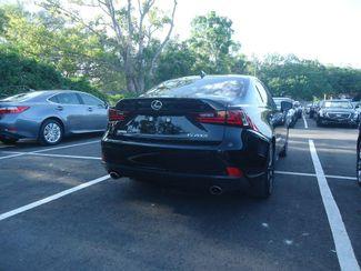 2016 Lexus IS 200t F SPORT PKG NAVIGATION SEFFNER, Florida 17
