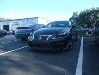 2016 Lexus IS 200t F SPORT PKG NAVIGATION SEFFNER, Florida 7