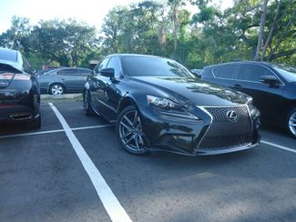 2016 Lexus IS 200t F SPORT PKG NAVIGATION SEFFNER, Florida 9