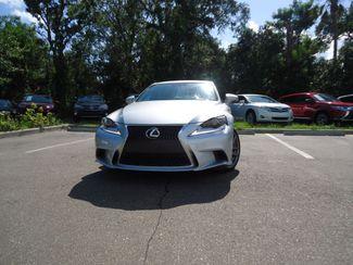 2016 Lexus IS 300 AWD. F SPORT. NAVIGATION SEFFNER, Florida