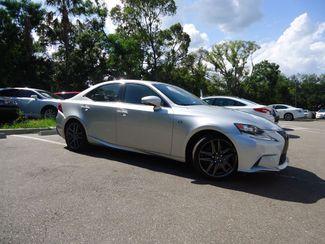 2016 Lexus IS 300 AWD. F SPORT. NAVIGATION SEFFNER, Florida 9