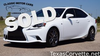2016 Lexus IS 350 in Lubbock Texas