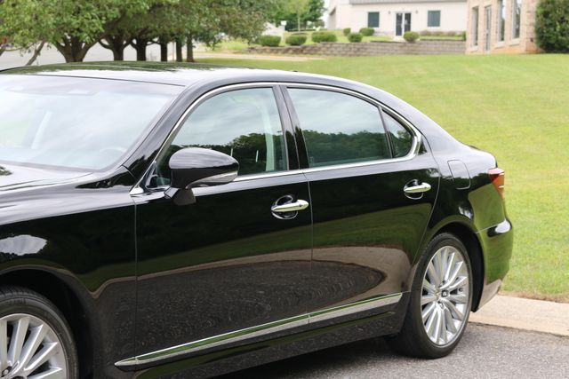 2016 Lexus LS 460 L AWD Mooresville, North Carolina 89