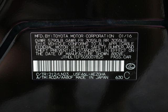 2016 Lexus LS 460 L AWD Mooresville, North Carolina 107