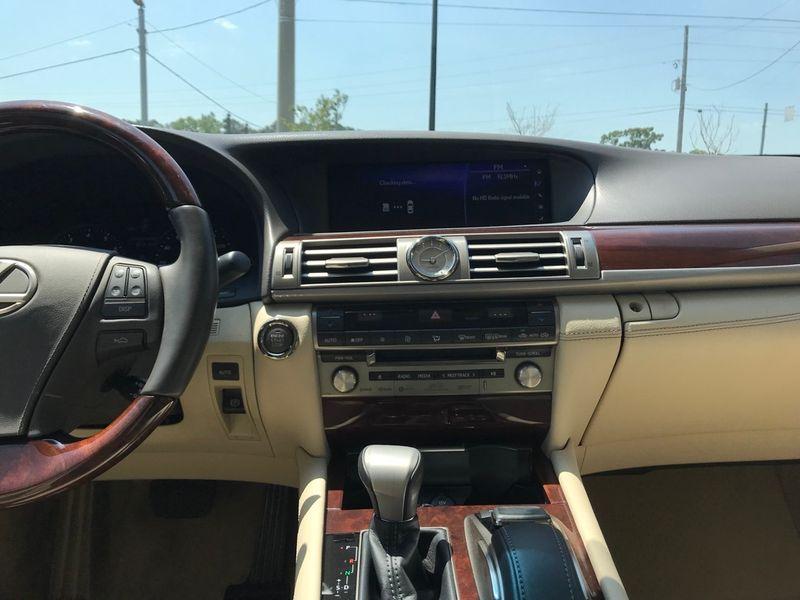 2016 Lexus LS 460  city GA  Malones Automotive  in Marietta, GA