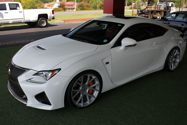 2016 Lexus RC F RWD - LOWERED - PREMIUM PKG - NAV - RADAR CRUISE! Mooresville , NC 25
