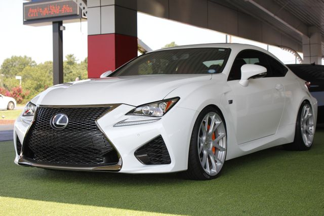 2016 Lexus RC F RWD - LOWERED - PREMIUM PKG - NAV - RADAR CRUISE! Mooresville , NC 29