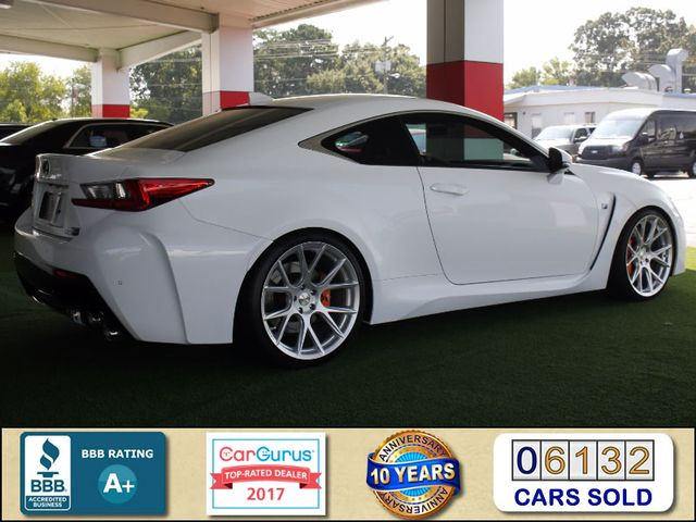 2016 Lexus RC F RWD - LOWERED - PREMIUM PKG - NAV - RADAR CRUISE! Mooresville , NC 1