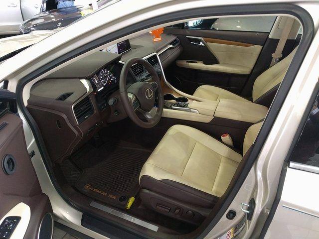 2016 Lexus RX 450h Richmond Hill, New York 16
